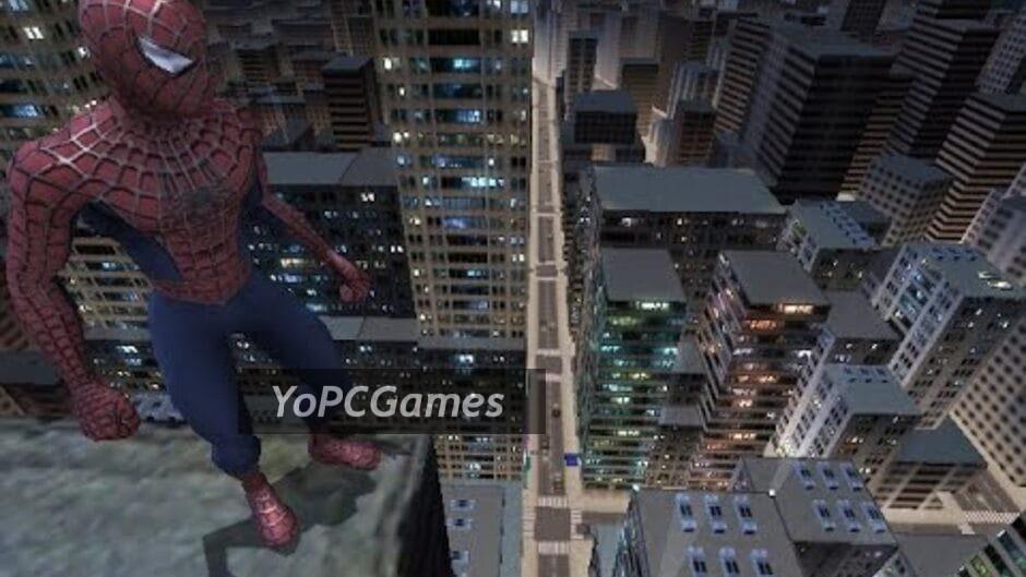spider-man 2 screenshot 3