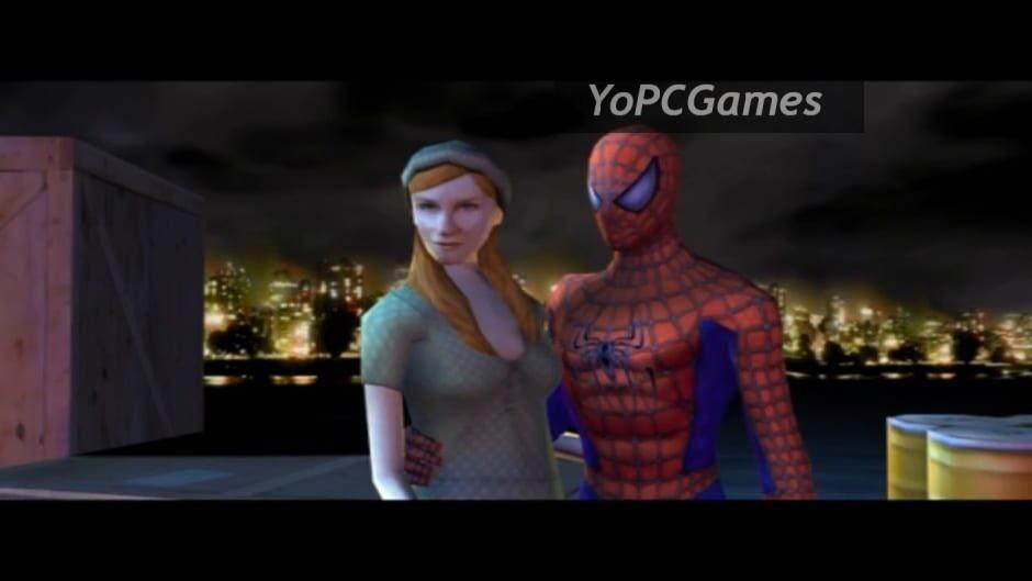 spider-man 2 screenshot 1