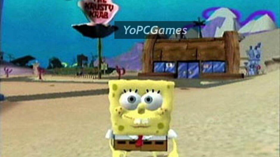 spongebob squarepants: battle for bikini bottom screenshot 2
