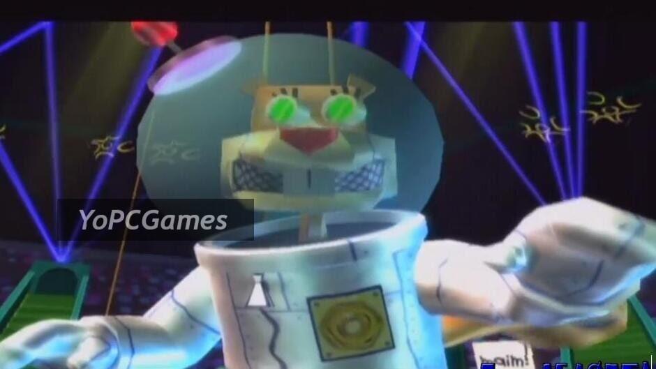 spongebob squarepants: battle for bikini bottom screenshot 3