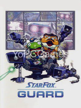 star fox guard poster