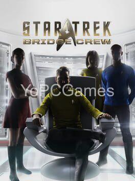 star trek: bridge crew pc game