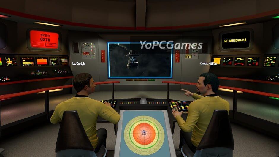star trek: bridge crew screenshot 1