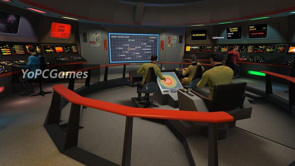 star trek: bridge crew screenshot 4