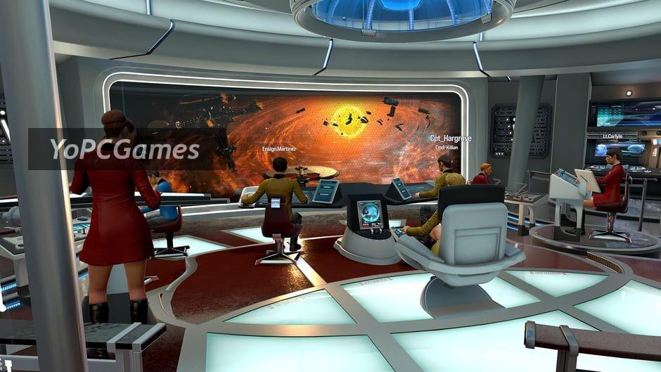 star trek: bridge crew screenshot 5