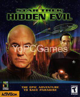 star trek: hidden evil game