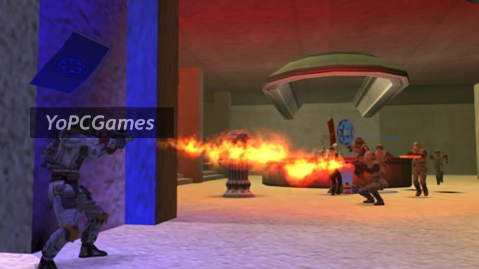 star wars: battlefront - renegade squadron screenshot 1
