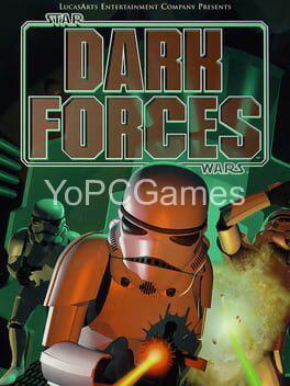 star wars: dark forces poster