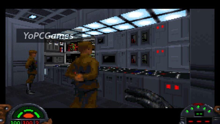 star wars: dark forces screenshot 1