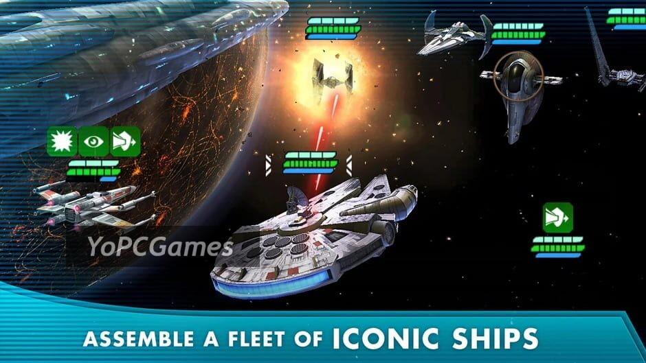 star wars: galaxy of heroes screenshot 1