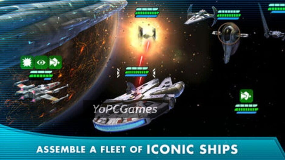 star wars: galaxy of heroes screenshot 3