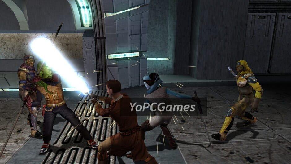 star wars: knights of the old republic screenshot 1