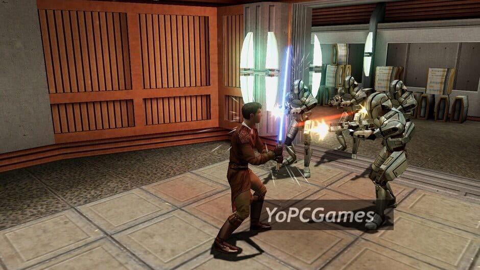 star wars: knights of the old republic screenshot 2