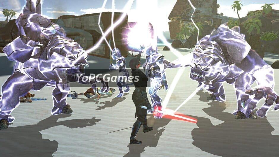 star wars: knights of the old republic screenshot 4