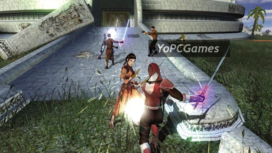 star wars: knights of the old republic screenshot 5