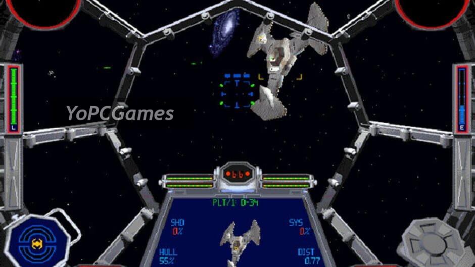 star wars: tie fighter screenshot 4