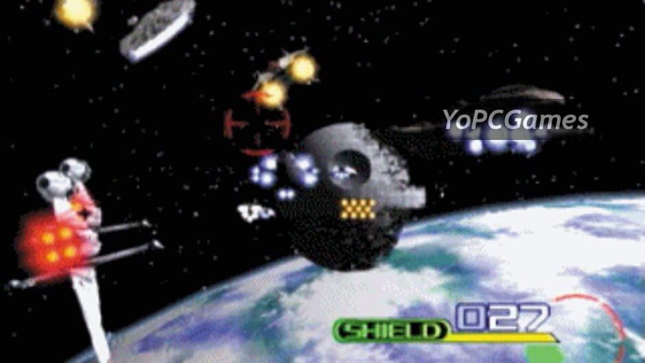 star wars trilogy arcade screenshot 1