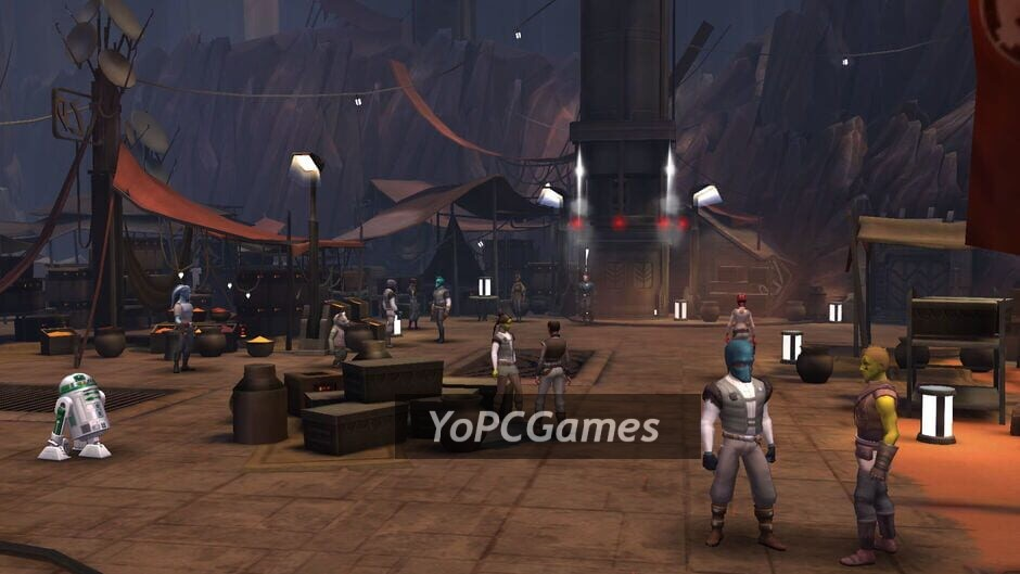 star wars: uprising screenshot 2