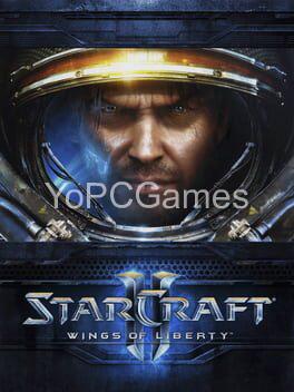 starcraft ii: wings of liberty pc game