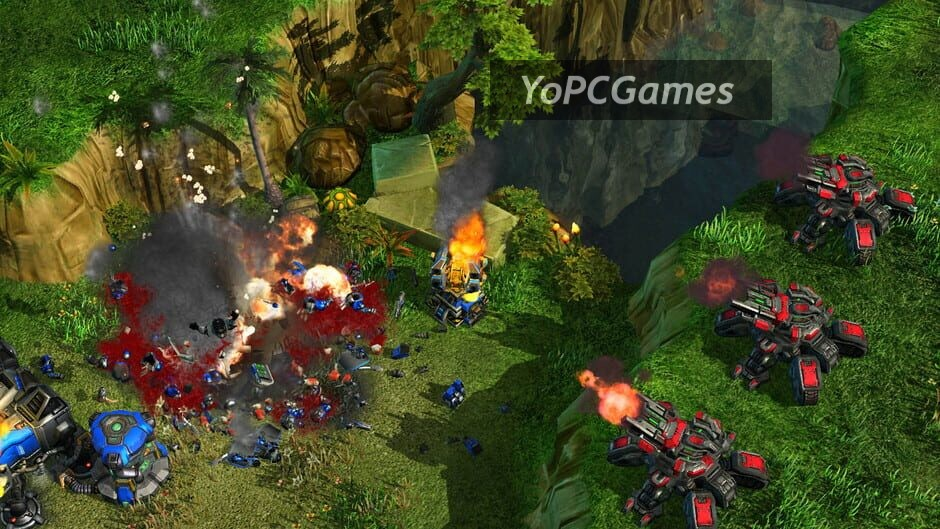 starcraft ii: wings of liberty screenshot 3