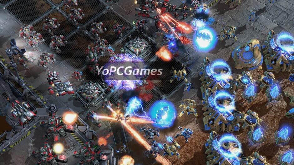 starcraft ii: wings of liberty screenshot 5