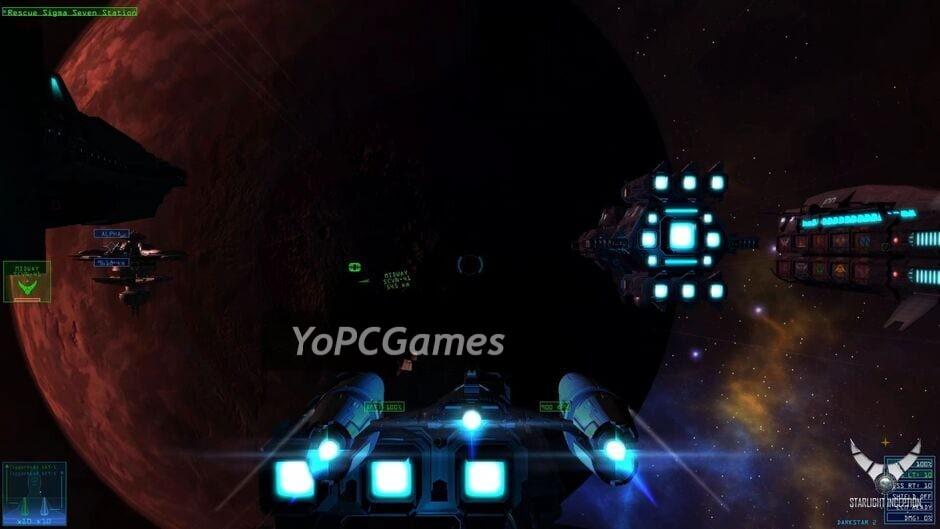 starlight inception screenshot 2