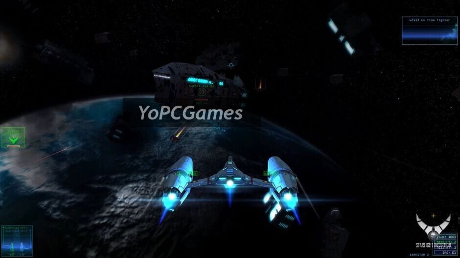 starlight inception screenshot 5