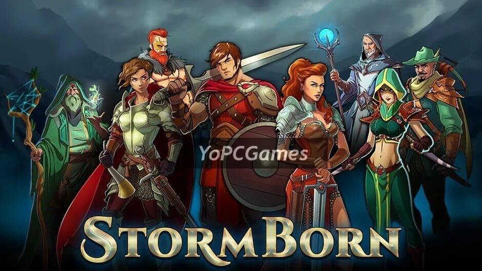 stormborn: war of legends screenshot 1