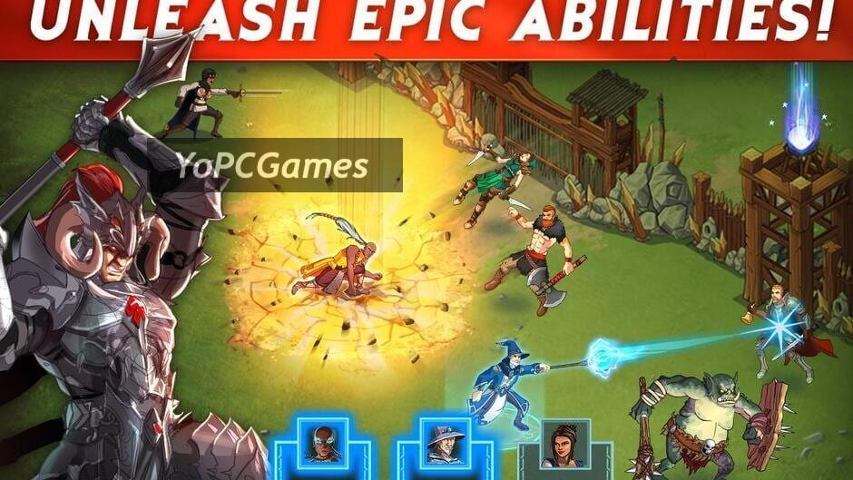 stormborn: war of legends screenshot 2
