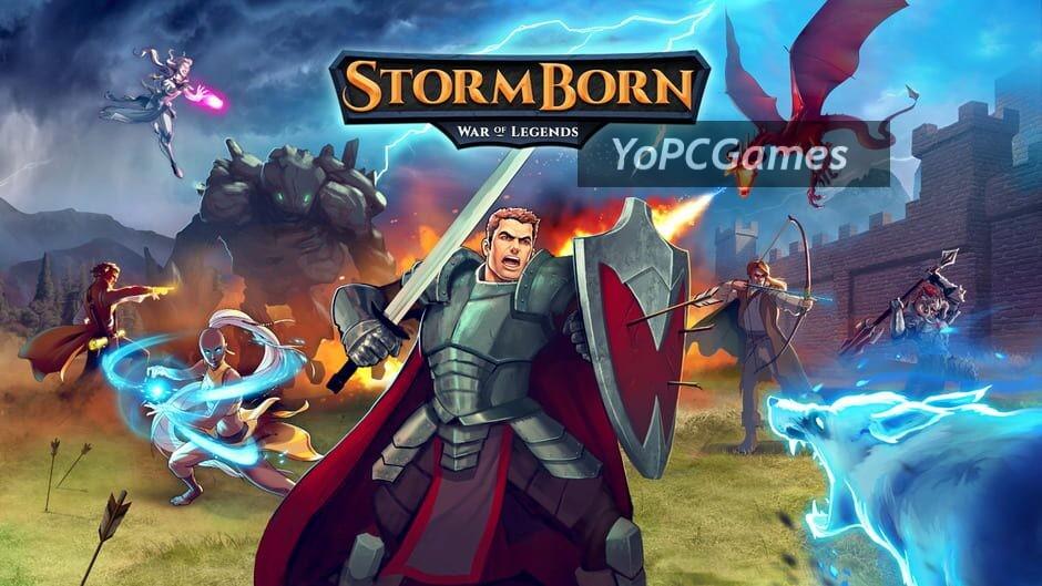 stormborn: war of legends screenshot 3
