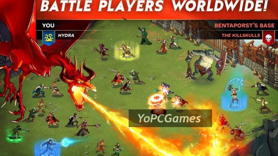 stormborn: war of legends screenshot 4