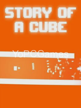 story of a cube game