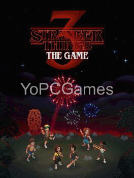 stranger things 3: the game pc