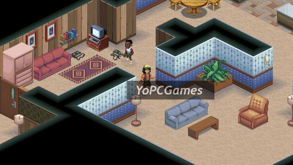 stranger things 3: the game screenshot 4