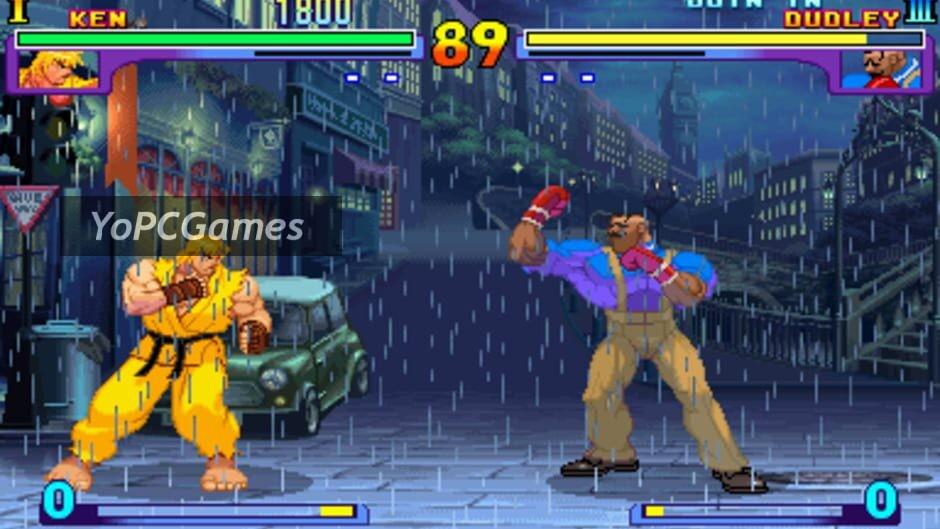 street fighter iii: new generation screenshot 1