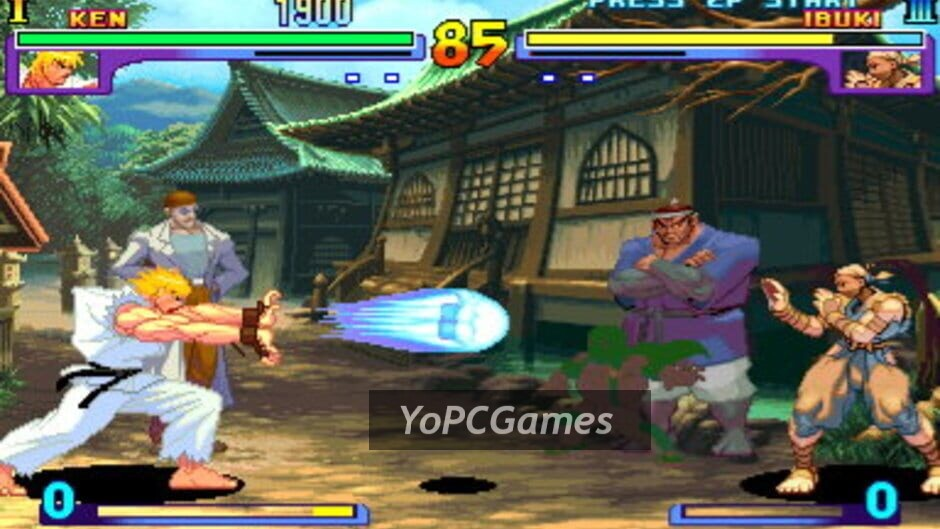 street fighter iii: new generation screenshot 2