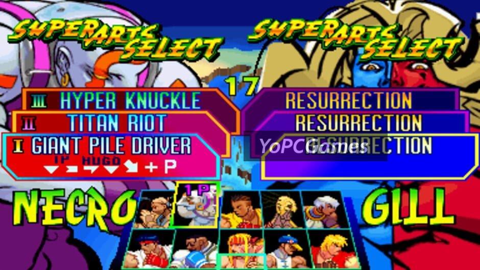street fighter iii: new generation screenshot 3