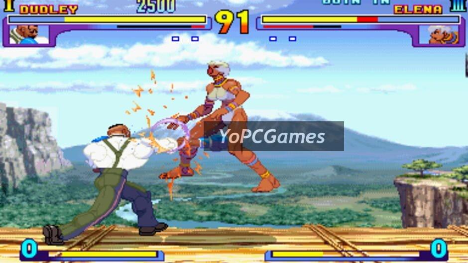 street fighter iii: new generation screenshot 4