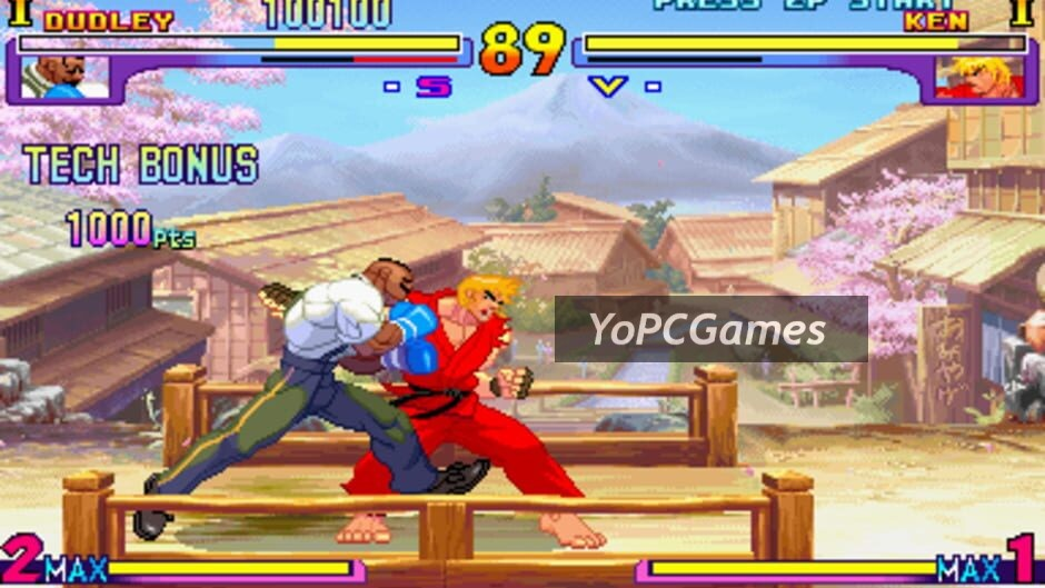 street fighter iii: new generation screenshot 5