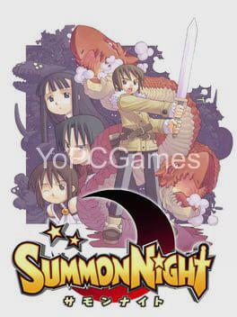 summon night poster