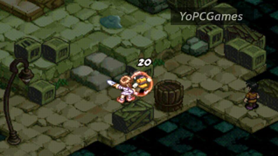 summon night screenshot 2