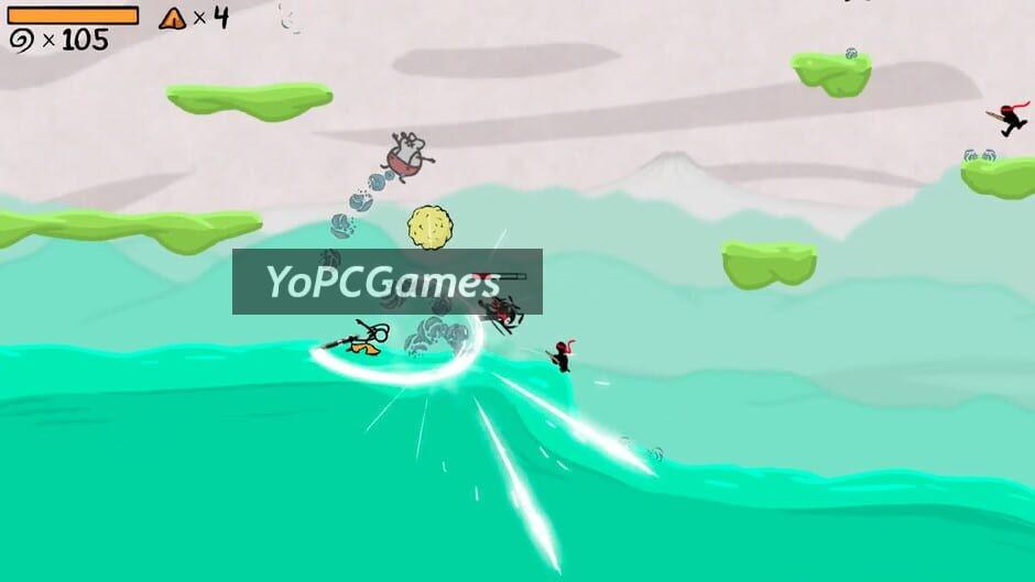 super fancy pants adventure screenshot 4
