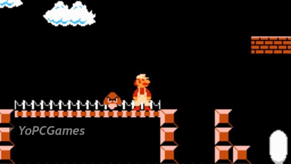 super mario bros. screenshot 2