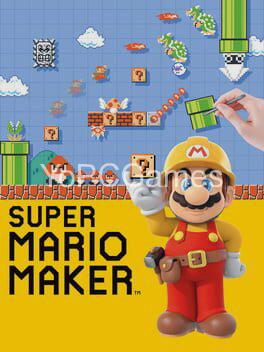 super mario maker game