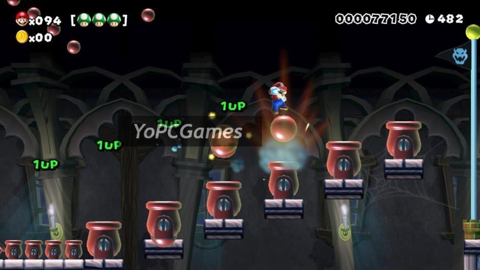 super mario maker screenshot 1