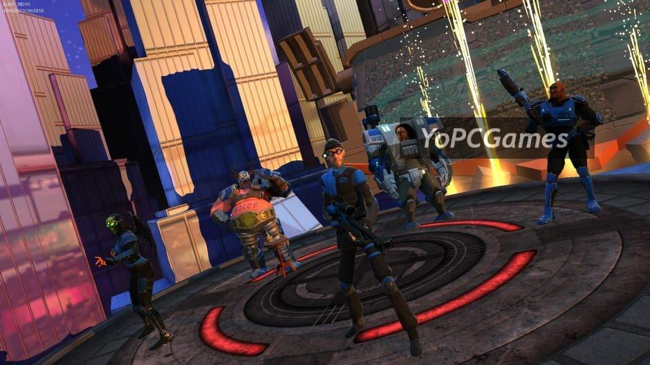 super monday night combat screenshot 2
