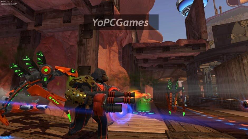 super monday night combat screenshot 5