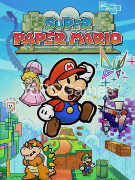 super paper mario for pc