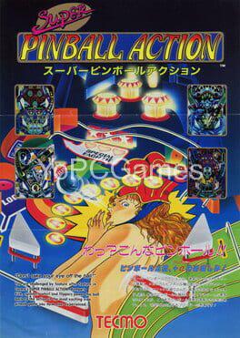super pinball action poster