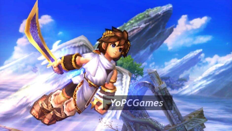 super smash bros. for nintendo 3ds screenshot 1